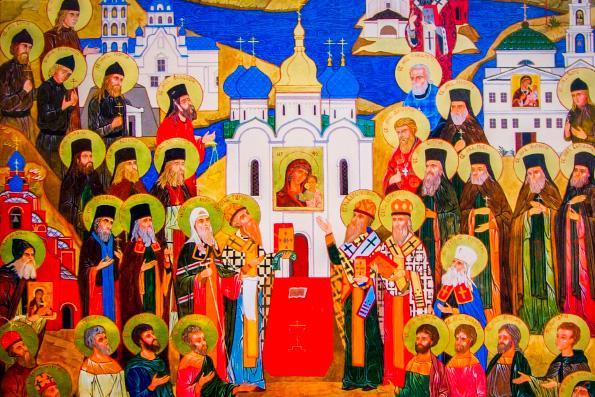 «Казань под омофором святых»