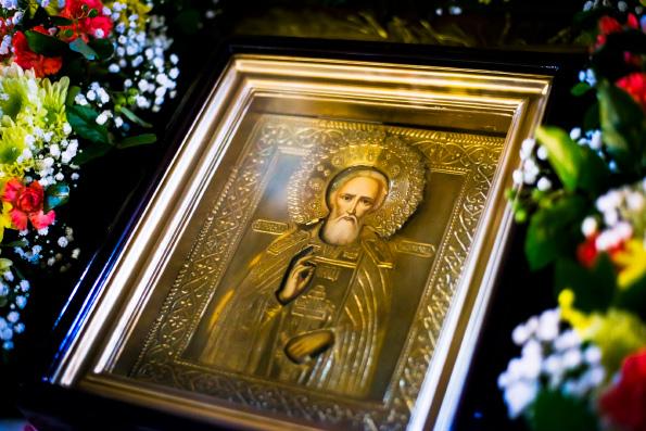 18 июля. Обретение честных мощей преподобного Сергия, игумена Радонежского